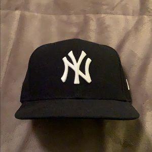 New York Yankees New Era fitted baseball cap